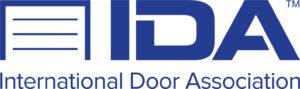 member of international door association logo